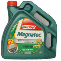 Castrol  Magnatec 15W-40 - 4 Литра