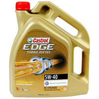 Castrol Edge Turbo Diesel 5W-40 - 4 Литра