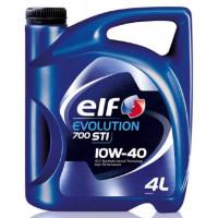 Elf Evolution 700 STI 10W-40 - 4 Литра