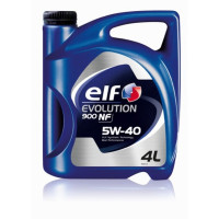 Elf Evolution 900 NF 5W-40 - 4 Литра