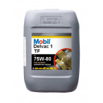 Mobil Delvac 1 Transmission Fluid 75W-80 - 20 литра