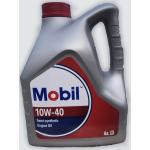 Mobil 10W-40 - 4 литра