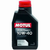 Motul 2100 Power+ 10W-40 - 1 Литър