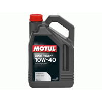 Motul 2100 Power+ 10W-40 - 4 Литра