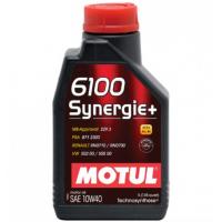 Motul 6100 Synergie+ 10W-40 - 1 Литър