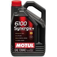 Motul 6100 Synergie+ 10W-40 - 5 Литра