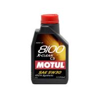 Motul 8100 X-clean 5W-30 - 1 Литър