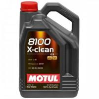 Motul 8100 X-clean 5W-30 - 5 Литра