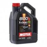 MOTUL 8100 X-CLEAN FE 5W-30 - 4 Литра