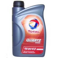Total Quartz 5000 Diesel 15W-40 - 1 Литър