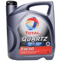 Total Quartz INEO - ECS 5W-30 - 5 Литра