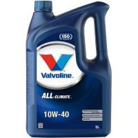 Valvoline All Climate 10W-40 - 5Литра