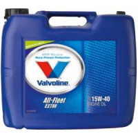 Valvoline All Fleet Extra 15W-40 - 20 Литра